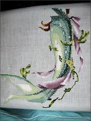 Queen Mermaid, in progress