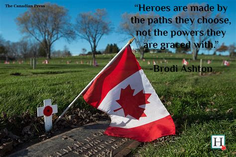 Famous Remembrance Day Quotes Canada