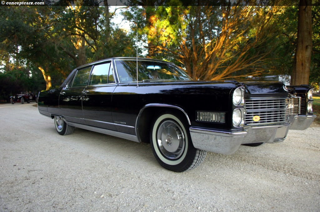 1966 Cadillac Fleetwood Sixty Special - conceptcarz.com
