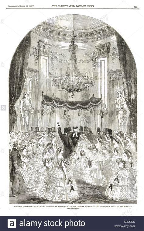 19th Century Marriage Stock Photos & 19th Century Marriage