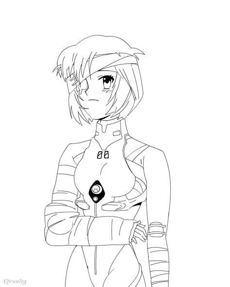 neon genesis evangelion  anime speedpaint drawing