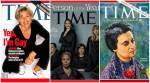 A look at Time ma   gazine's most iconic covers featuring women