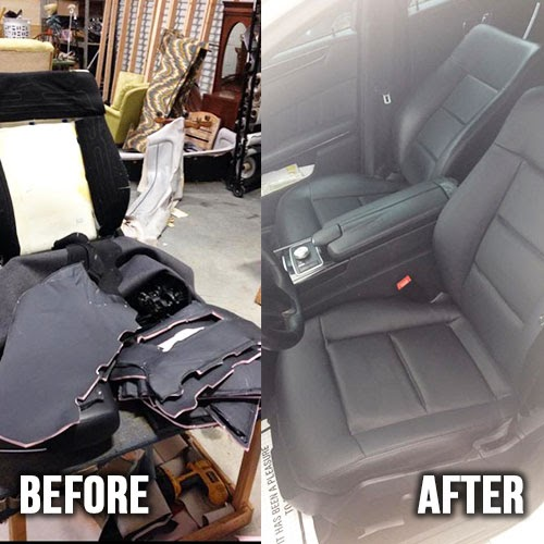 Car Upholstery Shops In My Area - Upholstery