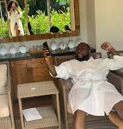 Davido and Chioma his lover vacation in Mauritius (photos)