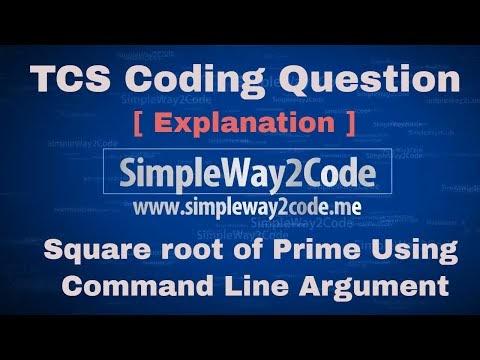 Tcs Ninja Coding Questions