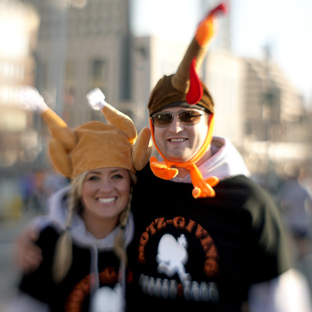 Cincinnati Turkey Trot