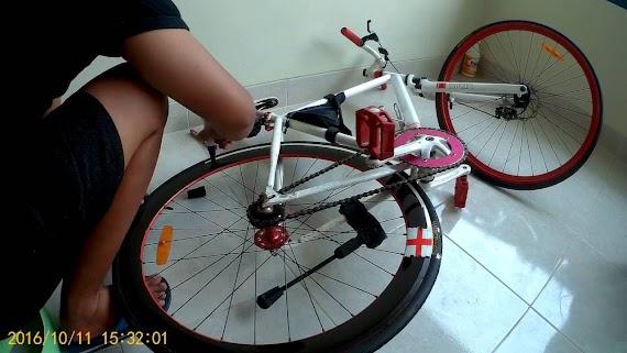 25++ Gambar Sepeda Mewarnai