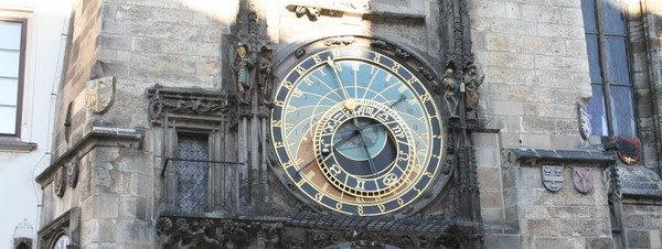 Todo lo que no sabes del reloj astronómico de Praga