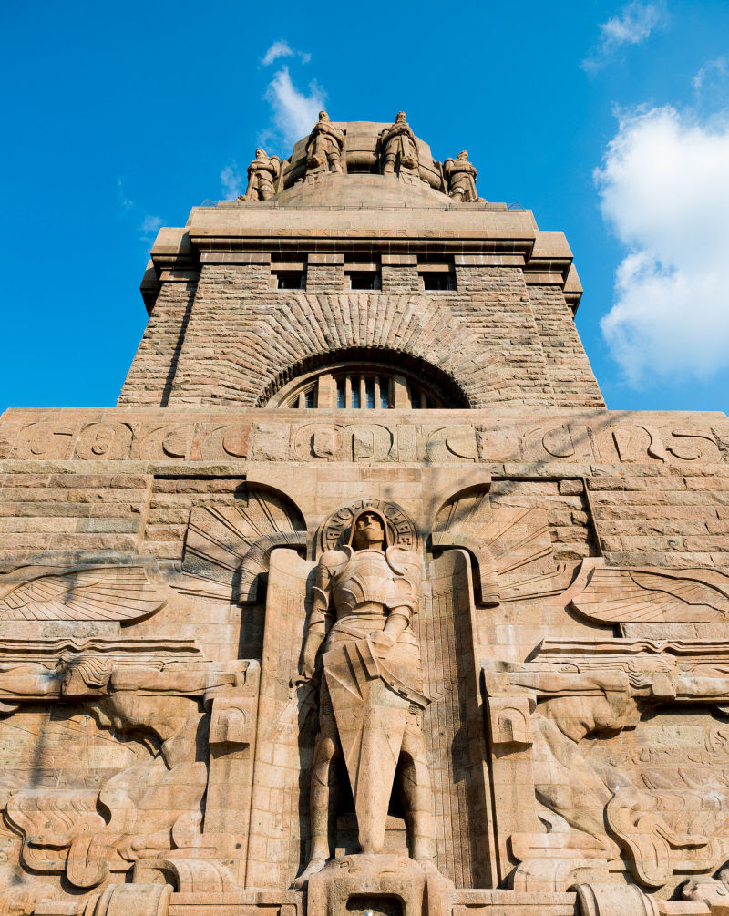 O Monumento à Batalha das Nações : O maior monumento da Europa 02