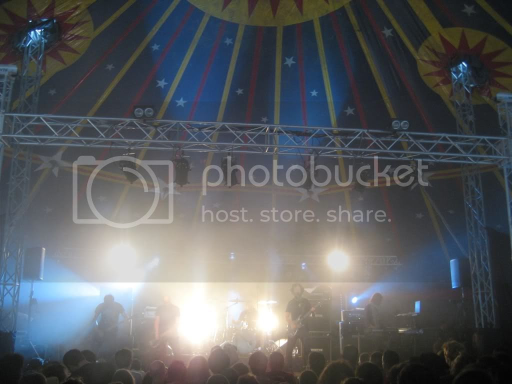 Isis play Furia Sound Festival