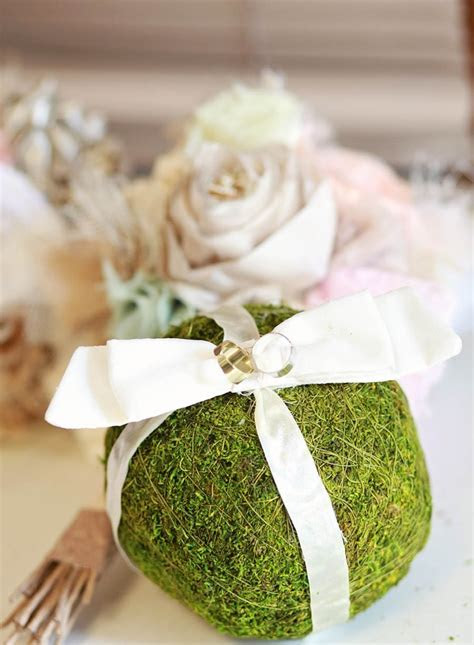 17 Best images about Ceremony   Ring Pillows on Pinterest