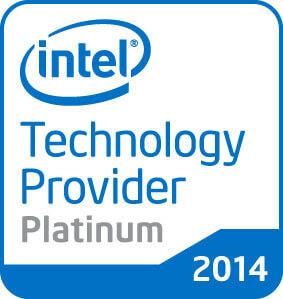 Intel Technology Provider Platinum 2014