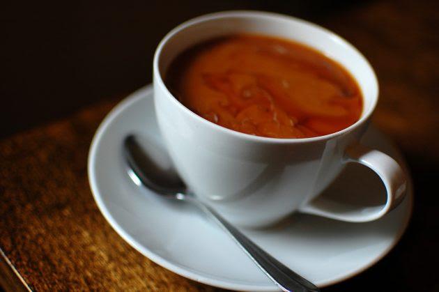 польза кофе — черный кофе