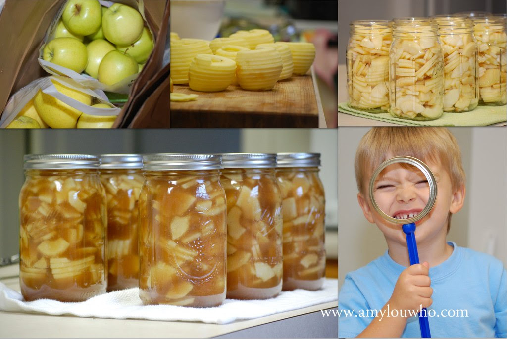 canning-apples