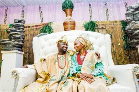 Yoruba Traditional Wedding Ceremony ? Igbeyawo