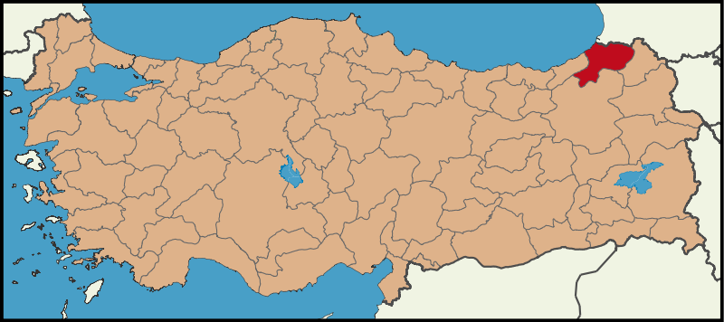 File:Latrans-Turkey location Artvin.svg