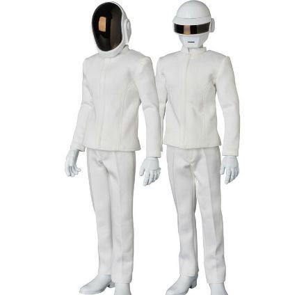 Conocen el negocio: Daft Punk lanza figuritas de acción de su presentación en el Grammy 2014
