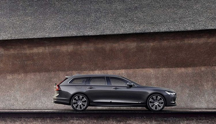 2021 volvo s90 v90 keep their striking looks in the mild