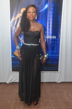Titica Gala Top Radio Luanda 2012