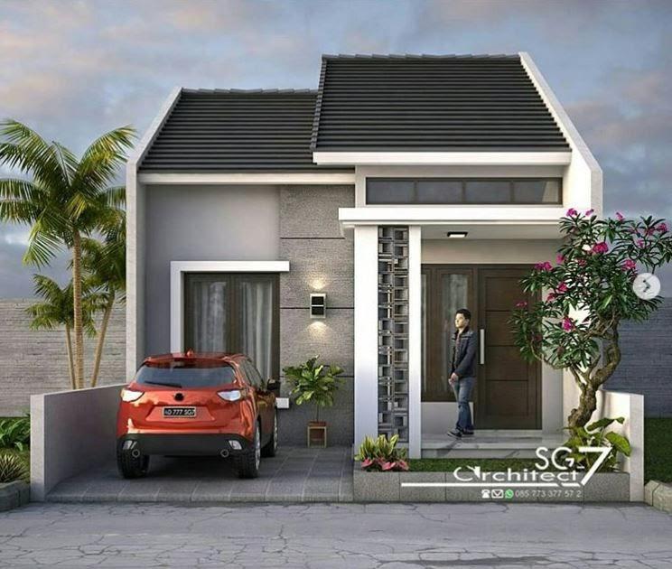 98+ Desain Rumah Kpr Type 36/60 Terbaru