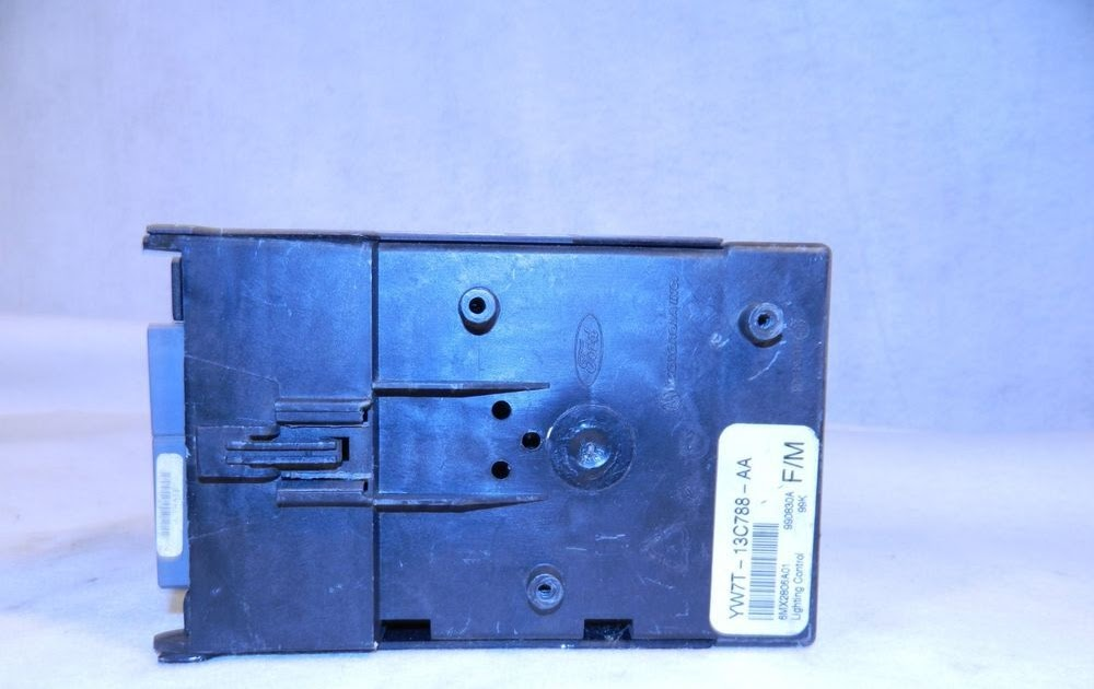1996 Grand Marquis Fuse Box   schematic and wiring diagram
