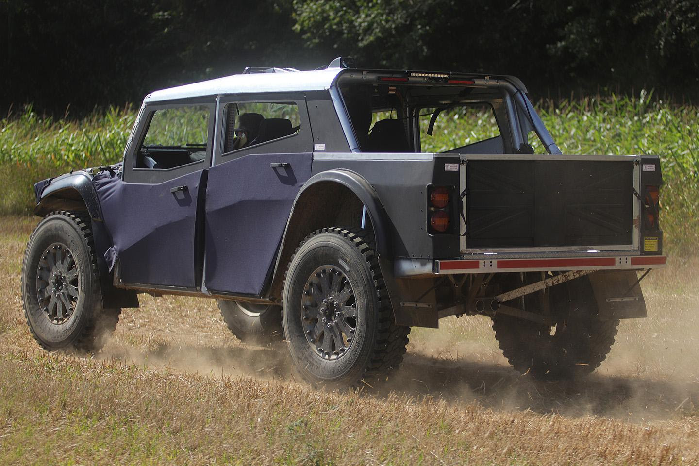 Fering Pioneer is a 4000-mile capable off-roader
