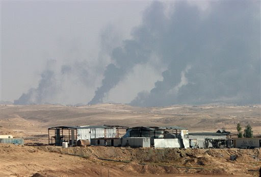 The USA just destroyed 280 ISIS oil trucks