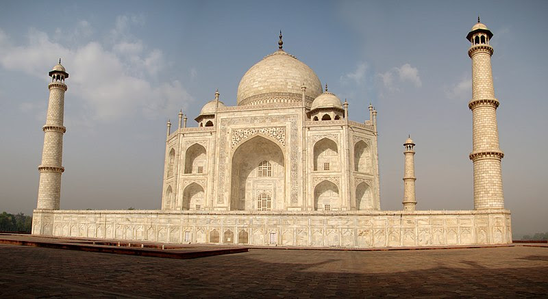 File:Taj Mahal East Side.JPG