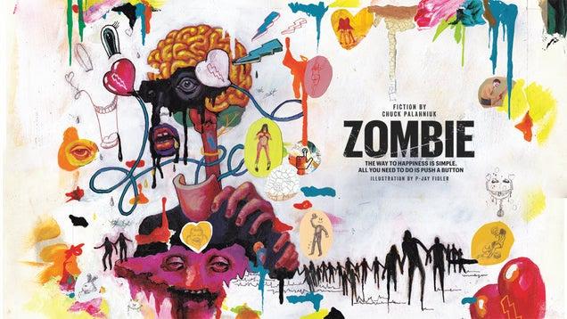 Zombie: A New Original Short Story by Chuck Palahniuk