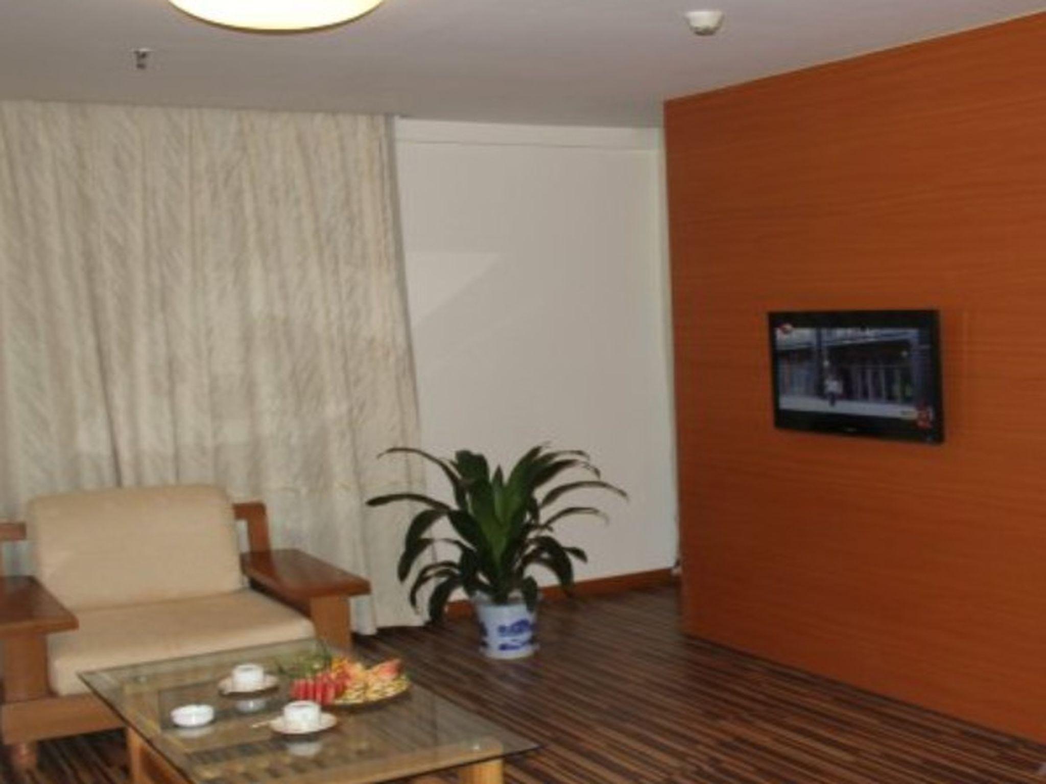 Review Goldmet Inn Yantai Changjiang Road Branch