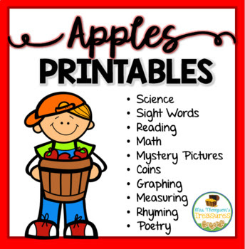 All About Apples - Print & Go