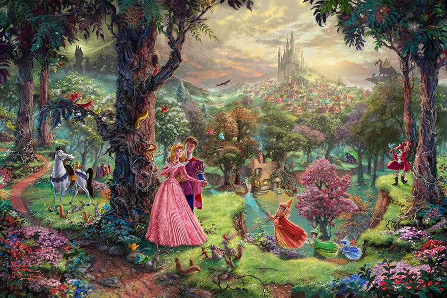 disney-paintings-thomas-kinkade-12-577dff65d4532__880
