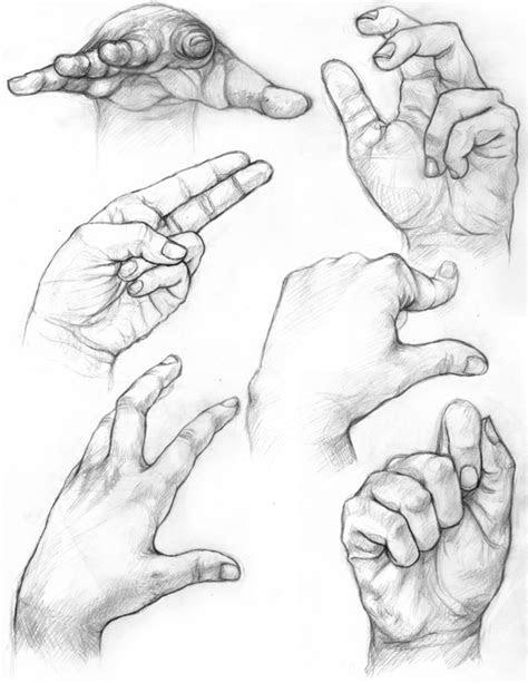 strawberrysketches hands  feet