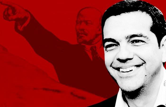 Tsipras Lenin