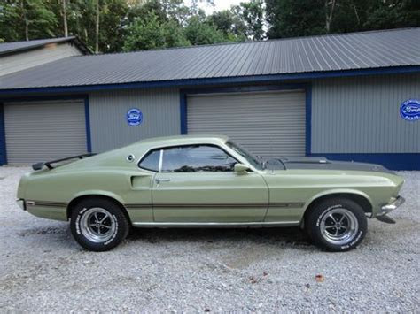 find   ford mustang mach   fastback  code