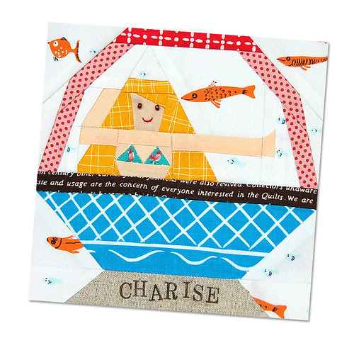 Charise in a basket ~318 bee~