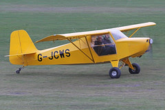 G-JCWS, Escapade 912