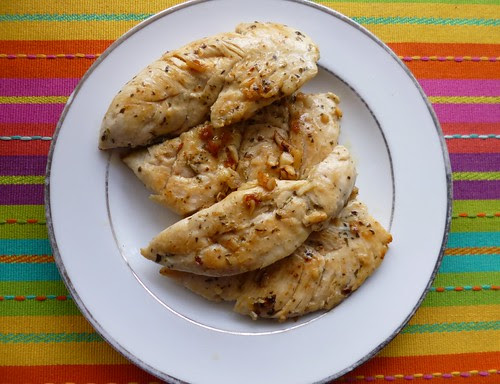 Adline's rosemary chicken