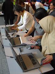 Registering the BCIDs