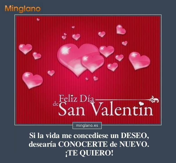 Bonitos Mensajes De Amor Y Amistad En San Valentin