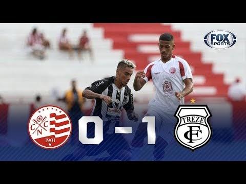 Melhores momentos de Náutico 0 x 1 Treze da Paraíba - Amistoso 05 01 2019 d6cc5a5b6b87c