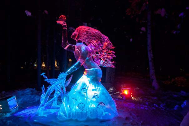 Εκπληκτικά έργα τέχνης από ένα κομμάτι πάγου (20)