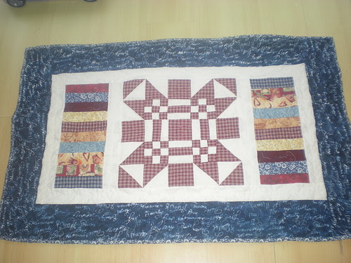 Col's Quilt DONE!