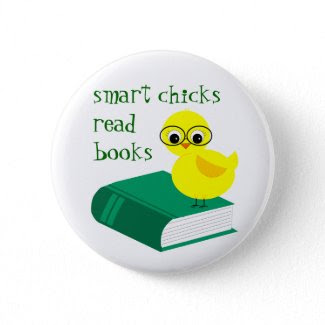 Smart Chicks Read Books button