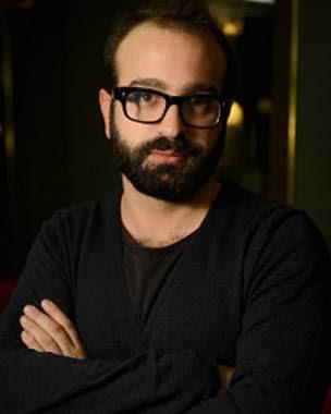 Director de cine Antonio Campos