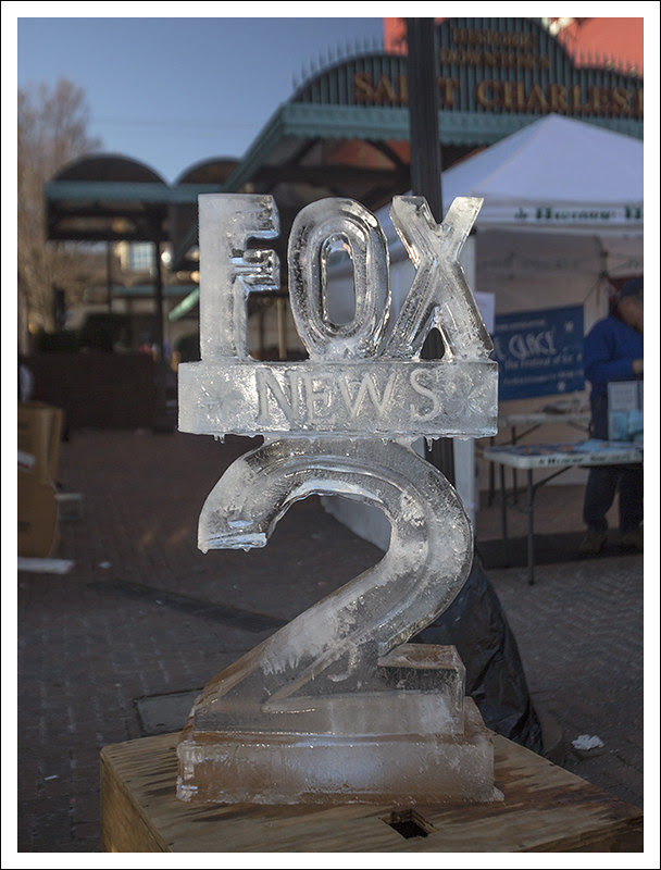 Ice Carving in St Charles 2013-01-26 11