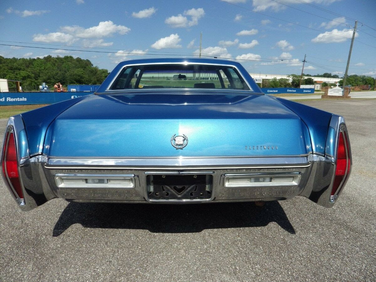 """1972 """"60 Series"""" Fleetwood Brougham for sale - Cadillac ..."""
