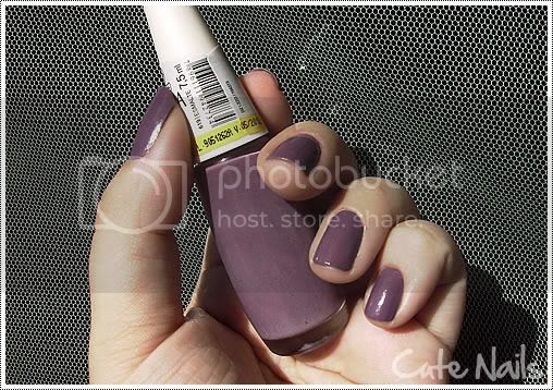 Cute Nails - esmalte Audrey da Impala