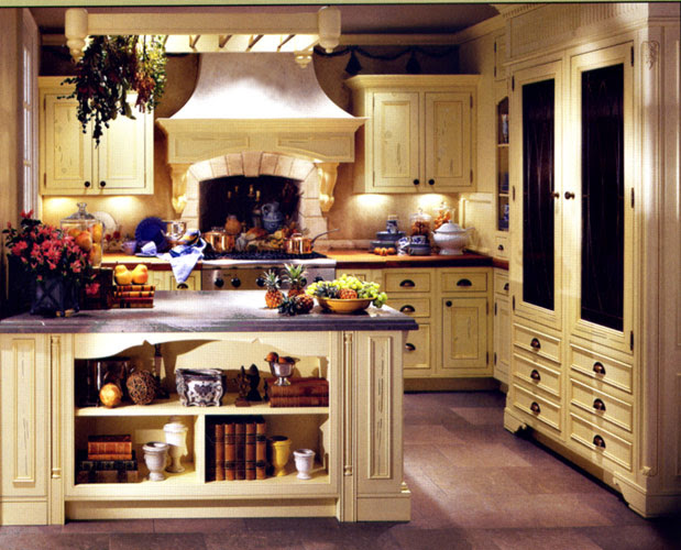 Classic Country Kitchen | Feed Kitchens