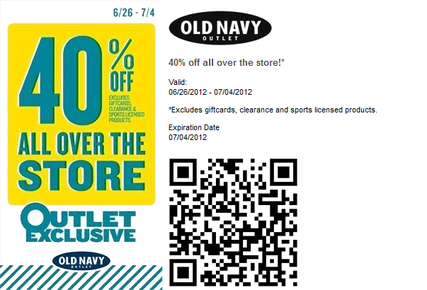 Green Sandals Old Navy Outlet Coupon